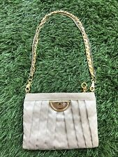 GUESS Small Handbag Shoulder Bag, Purse, Clutch, Metallic Gold - NEW!