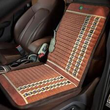 HealthyLine TAO Mat 12-Volt Car Seat Amethyst Tourmaline Obsidian Heating Pad