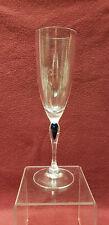 CRIS D'ARQUES DURAND Crystal - VENISE SAPHIR Pattern - CHAMPAGNE FLUTE