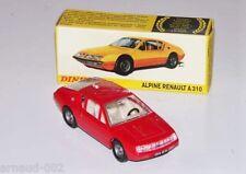 Dinky Toys Atlas - Alpine Renault A 310 (Neuve)
