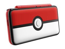 Nintendo New 2DS XL Poke Ball Edition Red/White Handheld Console - JANSKCAB