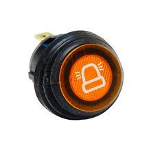 Schalter mit LED für Rundumleuchte - RKL - Warnleuchte - IP65 - 12-14VDC - 20A