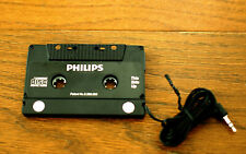 Philips Audio Car Cassette Tape Adapter for Cd/Mp3, iPod, iPhone/Android Phone