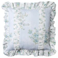 NEW NWT Simply Shabby Chic Floral Wallpaper Ikat Cottage Decorative Pillow 16x16