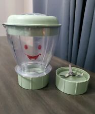 Magic Bullet Baby Bullet Food Blender Jar Replacement Preowned Two Blades