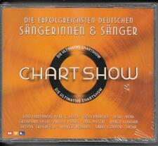 3 CD Nena,Lindenberg,Bourani,Falco,Sandra,Alexandra, Reim `Chart Show` Neu/OVP