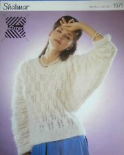 41021bb93 Vintage Crocheting   Knitting Patterns