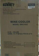 Summit Appliance Swc182Zcss 18 in. Undercounter Dual-Zone Wine Cellar Cooler