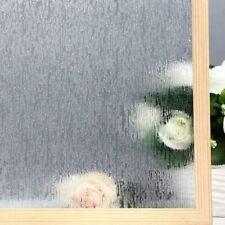 VELIMAX Static Cling Rain Glass Window Film Removable Rain Decorative Window Fil
