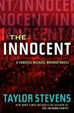 The Innocent  (ExLib) by Taylor Stevens