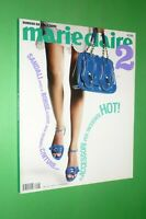 Marie Claire 2 Accesorios N. 8 Abril 2006 Occhiali-Sandali-Borse-Bijoux Revista