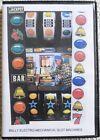 Slot Machine Repair video DVD Vol 1 & 2 for Bally EM slot machines
