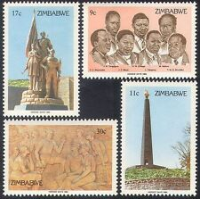 complete.issue. Zimbabwe 472-475 Unmounted Mint Never Hinged 1992 Predators A Wide Selection Of Colours And Designs