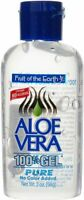 FRUIT OF THE EARTH ALOE VERA 100% GEL NO ALCOHOL - 56G *
