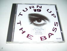 Turn up the Bass 19 * Arcade CD 1992 Early hardcore house *