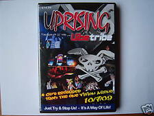 UPRISING -10.07.09 -RETURN OF THE VIBE TRIBE -  ONE VISION ARENA 4 PACK - CD