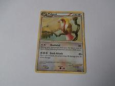 Carte Pokemon Roucarnage 120 pv L'appel des légendes rare  !!!