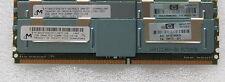 4GB 2x2GB Speicher für HP ProLiant DL380 G5 XW8600 398707-051 DDR2 FB-DIMM SDRAM