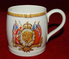 MYOTT STAFFORDSHIRE Silver Jubilee Mug KING GEORGE V & MARY 1910-1935
