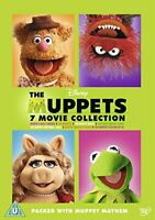 The Muppets Bumper 7 Movie Collection [DVD][Region 2]