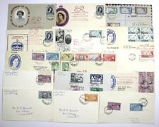 Bermuda Covers, First day covers from Collection. 1940's, 1950's, 1960's.