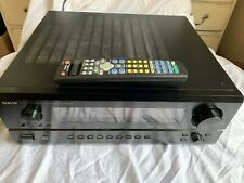 DENON AVR-3802  7.1 Channel Audio Video Surround Receiver With Remote Bundle