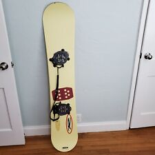 New listing Snowboard K2 Clicker With K2 Bindings 152