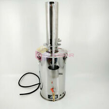 Auto Electrical Electrothermal Stainless Water Distiller Distilled Purifier 5L/H