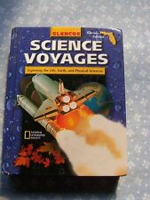 Glencoe Science Voyages FL Edition, National Geographic Level Blue Earth science