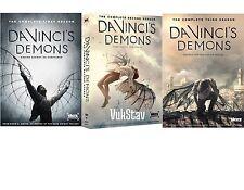 Da Vinci's Demons: The Complete Seasons 1-3 (DVD, 2015, 9-Disc Set)