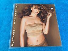 "Mariah Carey ""Butterfly"" Lp Record Original 1997 Euro Pressing"