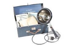 alte Heimsonne Infrarot Farblicht Therapie Lampe DDR