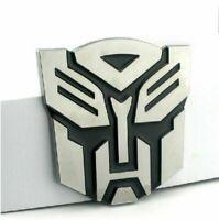 Protector 3D Logo Autobot Car Sticker Decor Transformers Emblem Badge Graphics