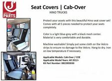 New 2012 & Newer Hino Cabover Seat Covers