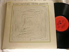 KEITH JARRETT Expectations Dewey Redman Charlie Haden Paul Motian Airto 2 LP