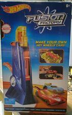Hot Wheels Fusion Factory Car Maker Mattel DGC96