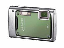 Olympus Waterproof Digital Camera Μ1030Sw (Myu) Metal Glynn Μ1030Sw Grn F/S