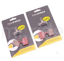 Tektro Bike P20.11 Disc Brake Pads for Auriga e-TWIN/E-Tune /e-SUB NIB 2 Pair