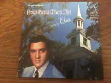 """Elvis Presley """"How Great Thou Art"""" Mini Digipack Card Sleeve NEW CD (15 Tracks)"""