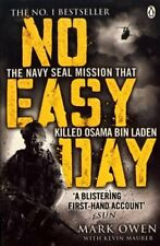No Easy Day: The Only First-hand Account of the Navy Seal Missi .9781405911894