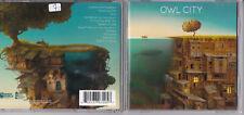 Owl City -The Midsummer Station- CD Universal Republic Records