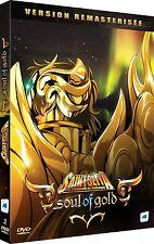 ★ Saint Seiya: Soul of Gold ★ Intégrale - Edition améliorée (2 DVD)