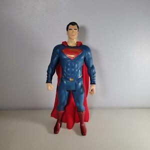 """Batman vs Superman BIG-FIGS Superman Action Figure 19"""" JAKKS Pacific 2015 DC"""