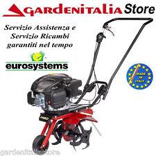 Motozappa EUROSYSTEMS-mod.TH 90-motore a Benzina - MADE IN ITALY Motozappatrice