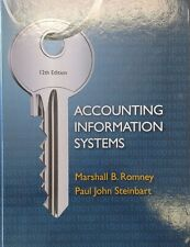 Accounting Information Systems by Marshall B. Romney and Paul John Steinbart...