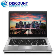 "HP Elitebook 8470p 14"" Laptop Notebook Core i5 2.6GHz 4GB 320GB Windows 10 Home"