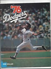 1976 Los Angeles Dodgers Yearbook in near mint -mint  (see scan)