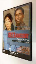 Grey's Anatomy DVD Serie Televisiva Stagione 3 Volume 4 - Episodi 4