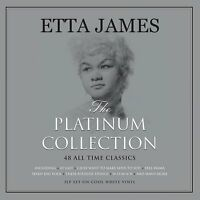 Classic ETTA JAMES 48 All Time Classics The Platinum Collection 3 LP White Vinyl