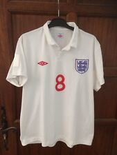maillot shirt angleterre lampard umbro retro jersey collector